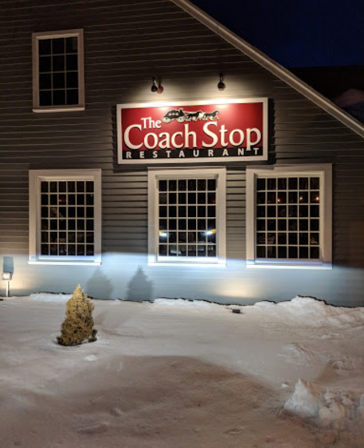 Coach Stop - Formerly Cuginos E |  Harland Ct