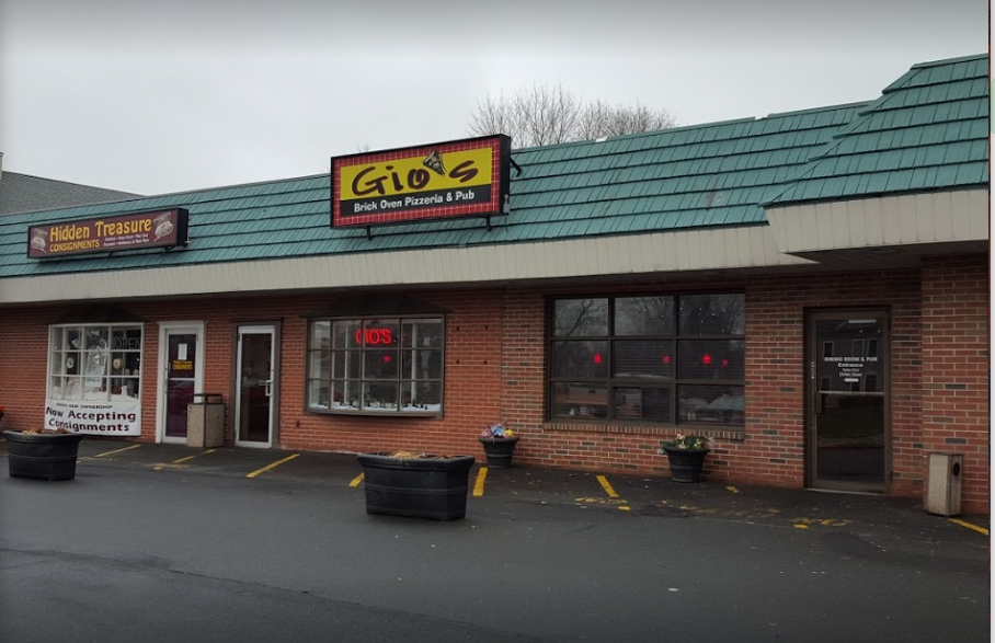 Gio's Pizzeria - New Owner | East Granby, CT