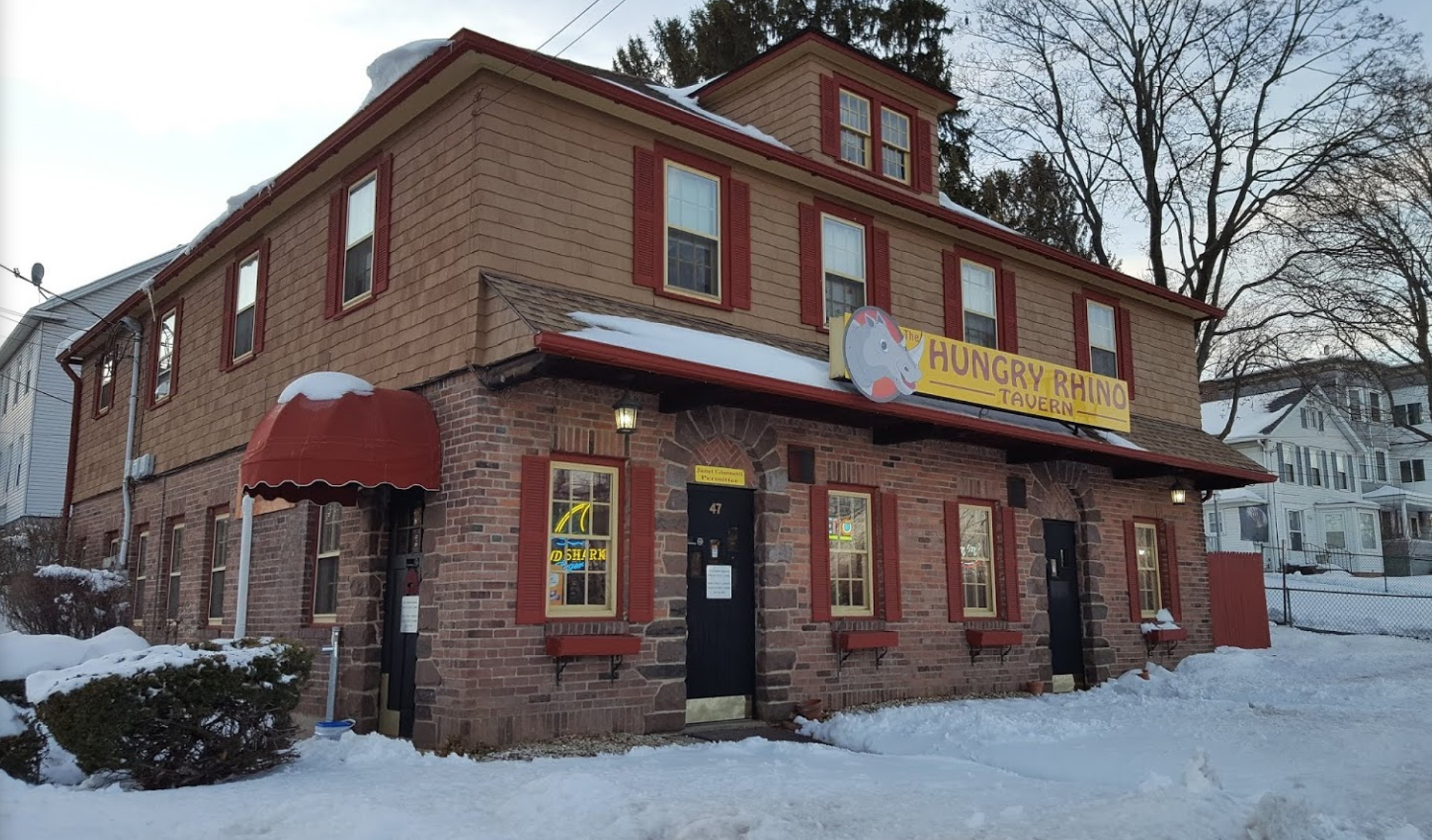 The Hungry Rhino - Formerly Charles 10 Restaurant |  Windsor locks Ct