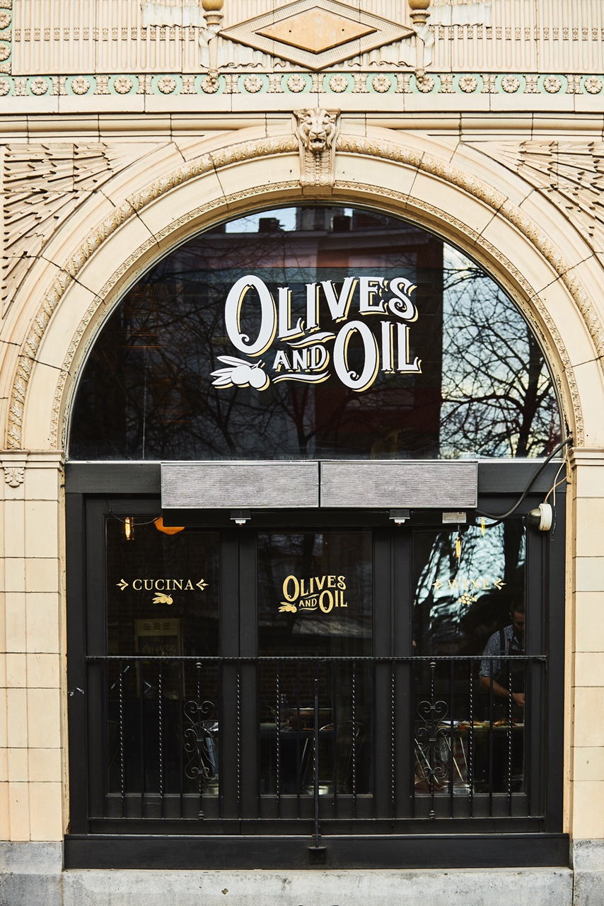 Olives and Oil formerly Black Bear