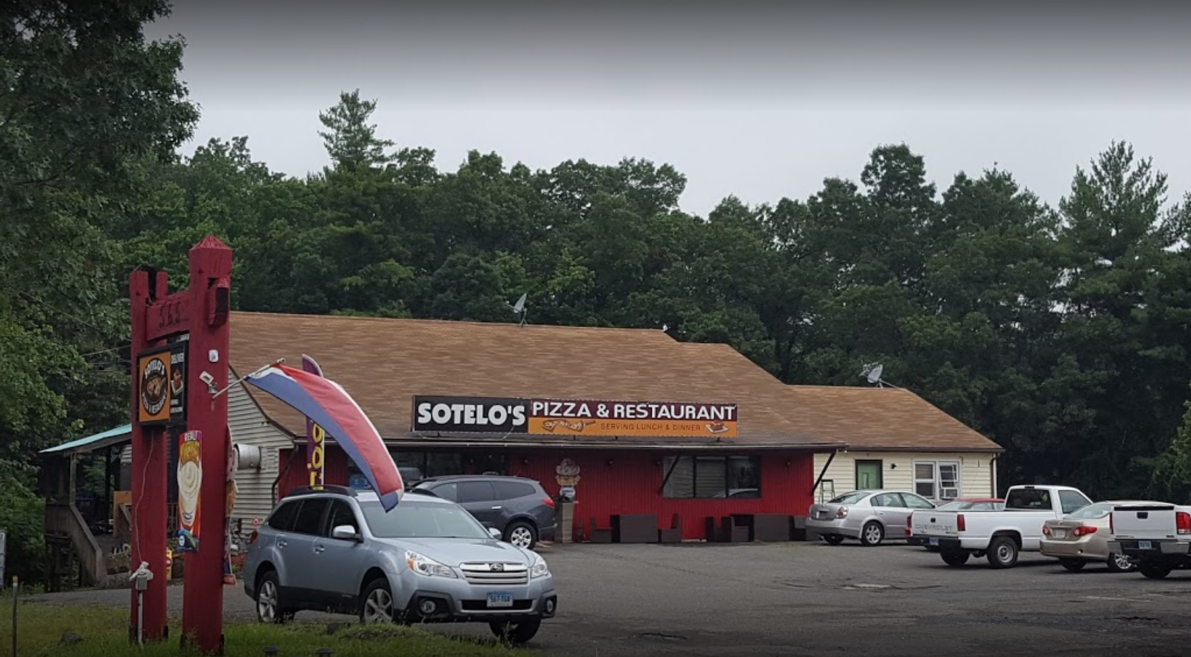 Sotelos Pizza - Formerly Renees |  Granby Ct