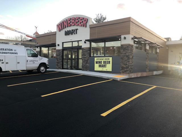 Wine & Beer Mart - New Construction |  Rocky Hill ct