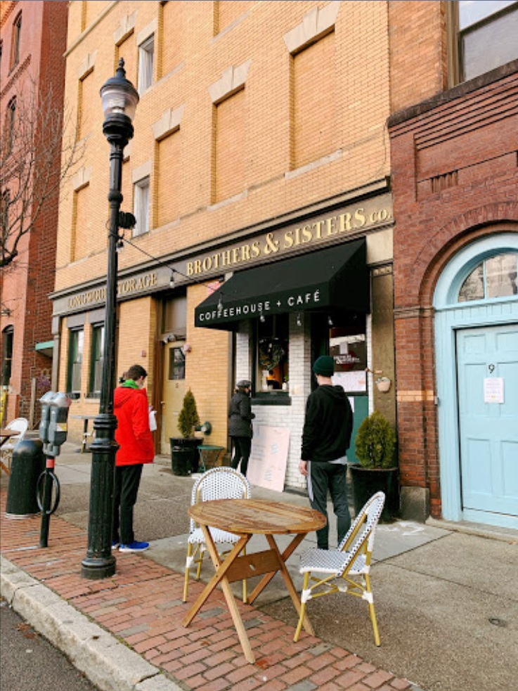 Brothers & Sisters Cafe - Formerly KooKoo Cafe |  Brookline Mass