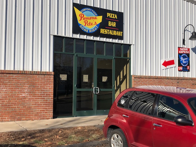 Pomona Joe's - Formerly Mathews | Unionville Section Of Farmington Ct