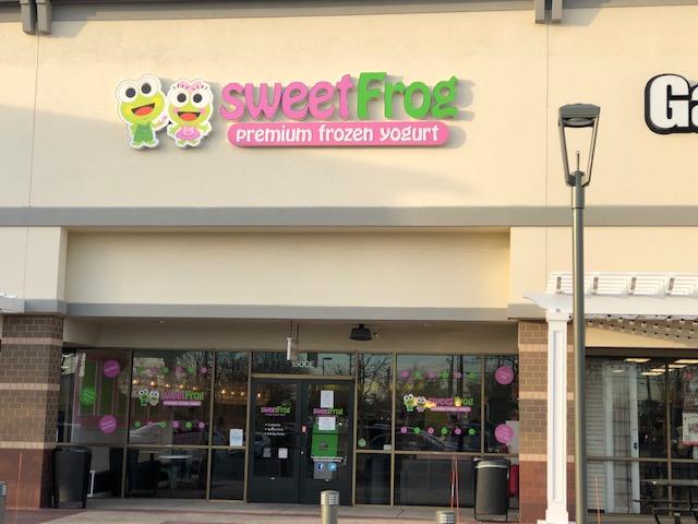 Sweet Frogs Frozen Yogurt - Formerly Natori Sushi | Manchester Ct
